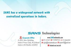 SANS Technologies, News Portal